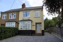 3 bed semi detached property for sale in Danbury