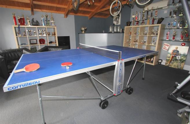 Second Summerhouse/Games Room
