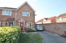 2 bed semi detached home to rent in Wheatfield Drive, BRISTOL