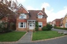 Detached property for sale in Wadham Grove, Bristol