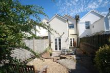 Terraced home in Cheriton Place...