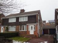 Barncliffe Road semi detached house to rent
