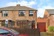 3 bed semi detached home for sale in 8, Mona Avenue, Crookes...
