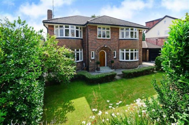 5 Bedroom Detached House For Sale In 35 Knowle Lane Ecclesall