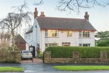 4 bedroom Detached home in Stumperlowe Hall Road...