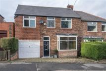 4 bed semi detached property in Mona Avenue, Crookes...