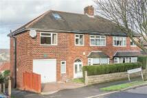 semi detached house for sale in Bole Hill Lane, Crookes...