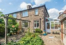 3 bed semi detached home in 3, Brookside, Bakewell...
