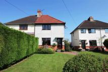 semi detached property for sale in Leicester Road, Wolvey