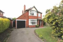 3 bed Detached home for sale in Cowper Road, Burbage
