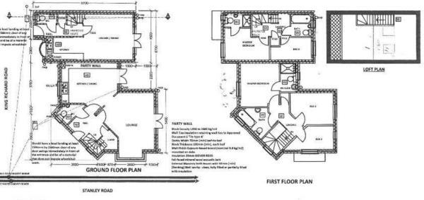 @Floor plan 62 King