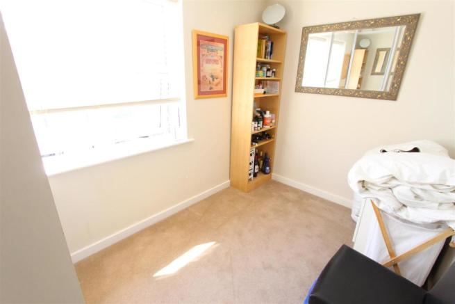 BEDROOM TWO TO REAR