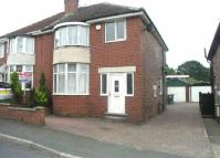 semi detached property for sale in Benita Avenue, Mexborough