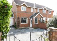 Morley Place semi detached property for sale