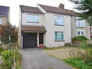 4 bed semi detached property in Queens Road, Keynsham...
