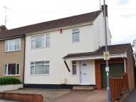 semi detached home for sale in Milward Road, Keynsham...