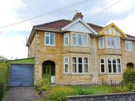 semi detached home in Manor Road, Keynsham...