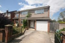 5 bed Detached property to rent in Chelmer Grove, Keynsham...