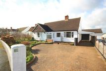 2 bed Detached Bungalow in Oakfield Road, Keynsham...