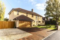 Detached home in Homefield Road, Saltford...