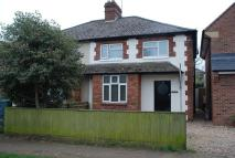 semi detached property for sale in Farmfield Road, Banbury