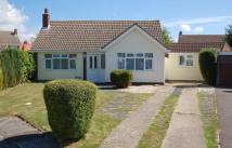 Detached Bungalow in Jerram Close, Alverstoke...