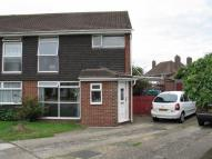 semi detached property in Ditton Close...