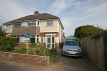 3 bedroom semi detached property to rent in Burney Road, Gosport