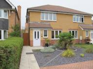 3 bedroom semi detached home in Martlet Close...