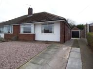 Semi-Detached Bungalow to rent in Heyes Drive, Lymm
