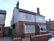 3 bedroom semi detached home in Mayfield Road...