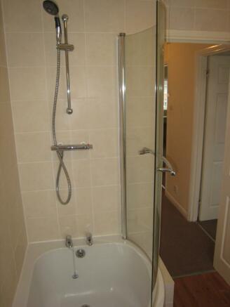 Over-Bath Shower