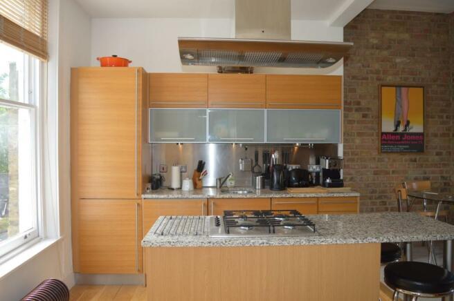 Kitchen 2nd Vantage Point