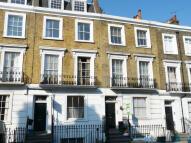 Terraced property in Delancey Street, London...