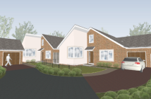 new development for sale in Plot 2 Broadhurst Court...
