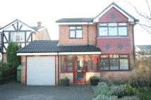 Detached home in 17 Trentham Close...