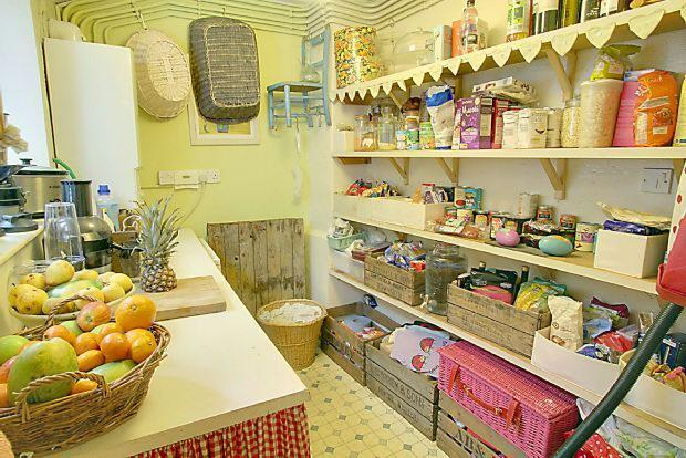 Utility Room/Pantry