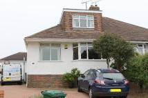 semi detached property to rent in Westfield Close, Patcham...