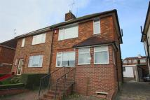 Dale Crescent semi detached property to rent