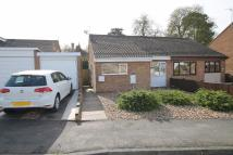Semi-Detached Bungalow in Lovelace Way, Fleckney...