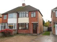 3 bed semi detached house for sale in Oadby Road, Wigston...