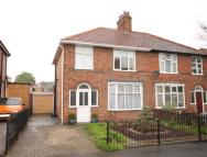 3 bed semi detached home in Sandy Rise, Wigston...