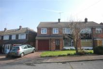 4 bedroom semi detached home for sale in Coltsfoot Road, Ware...
