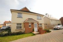 semi detached property in Olvega Drive...