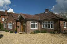 Detached Bungalow for sale in The Avenue, Andover