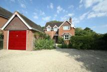 4 bed Detached property in ANDOVER