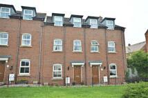Terraced house in Thacker Drive, Lichfield...