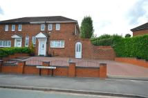 semi detached house in Schoolfields Road...
