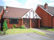 Foden Close Detached Bungalow for sale