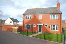 Detached property in Lawrence Way, Lichfield...